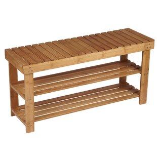Outdoor Patio Storage Bench | Wayfair