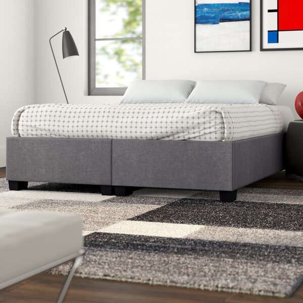 Nimmons Bed Frame by Orren Ellis