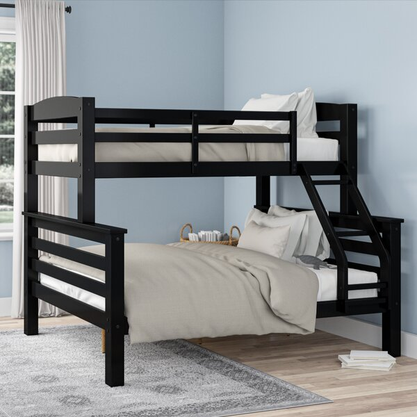 Jailyn Twin Over Full Bunk Bed By Harriet Bee by Harriet Bee Best Choices