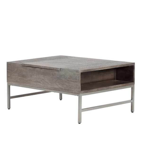 Kassidy Lift Top Coffee Table With Storage