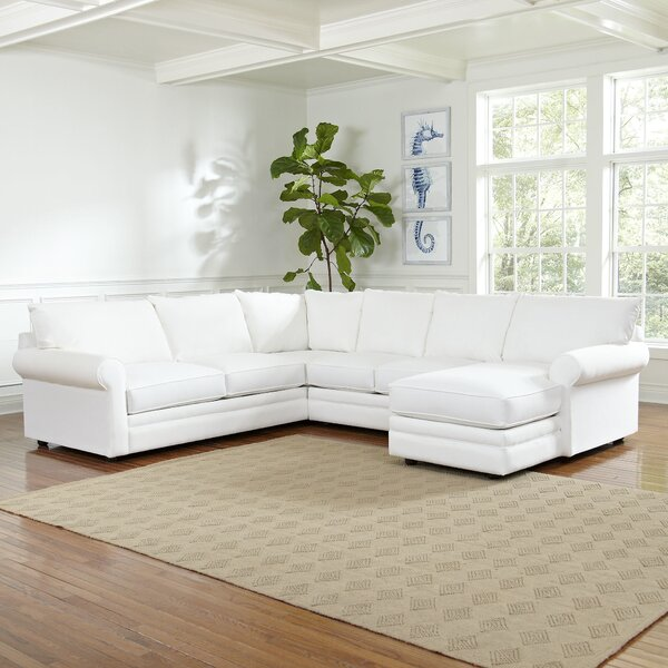 Newton Sectional by Birch Lane™ Heritage