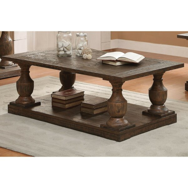 Review Mistretta Wooden Console Table