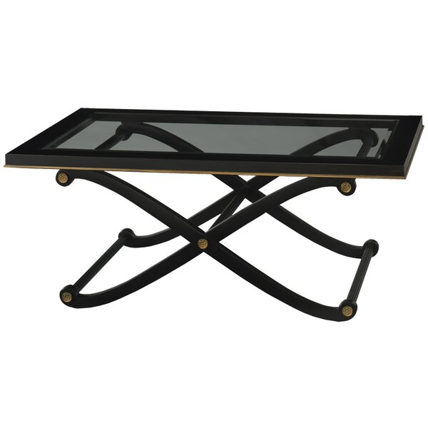 Regency Coffee Table by Reual James