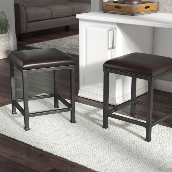 Fabien 22 Bar Stool (Set of 2) by 17 Stories