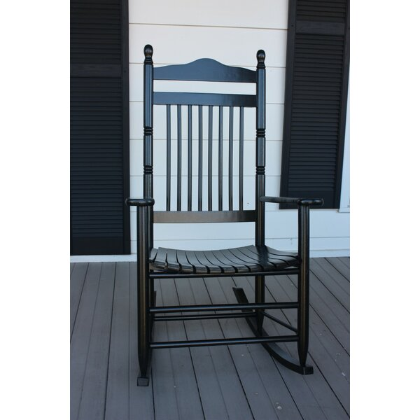 Pelkey Rocking Chair by Gracie Oaks