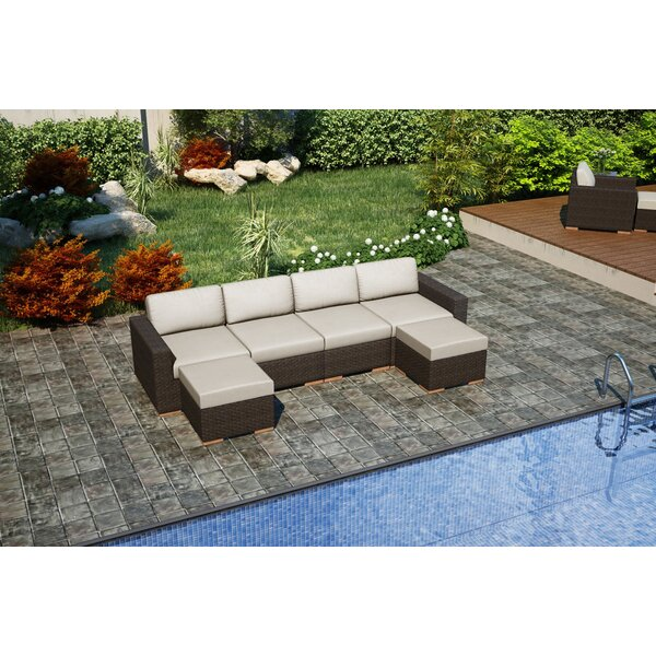 Hodge Sectional Collection by Rosecliff Heights Rosecliff Heights