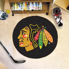 NHL Puck Doormat by FANMATS