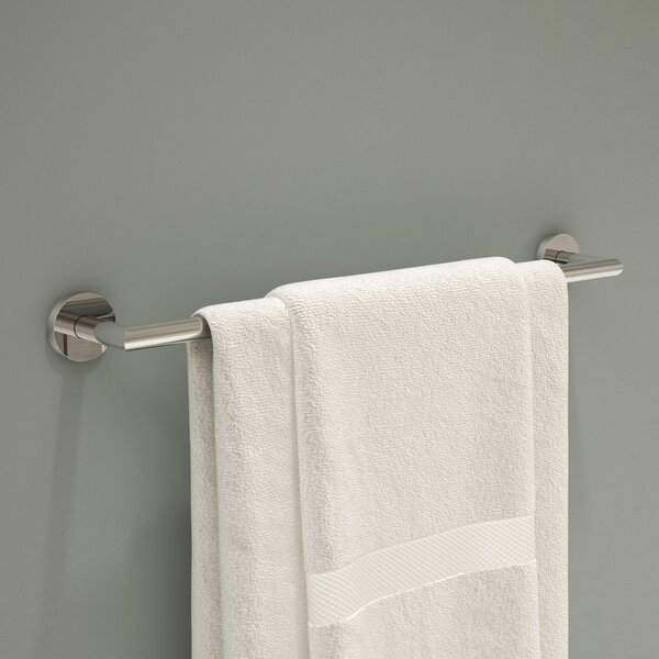 Identity 18 Wall Mounted Towel Bar by Symmons