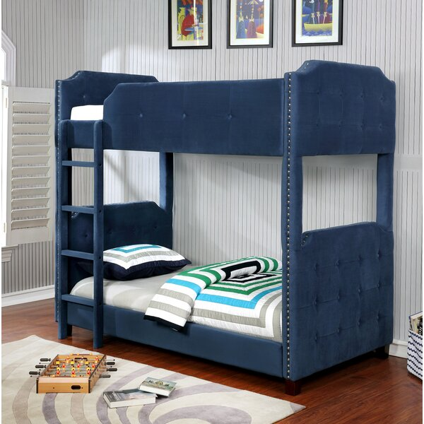 Dulcie Twin over Twin Bunk Bed by Milton Green Star