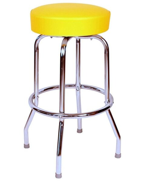 Retro Home 24 Swivel Bar Stool by Richardson Seating
