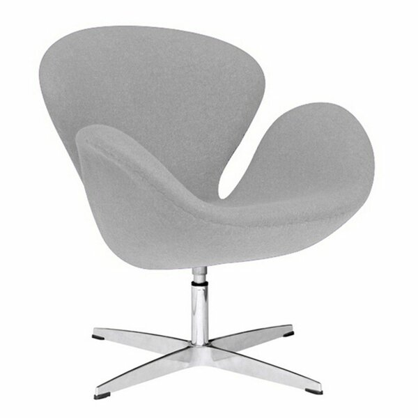 GroveHill Swivel Lounge Chair (Set of 2) by Orren Ellis