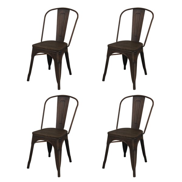 Albanese Dining Chair (Set of 4) by Williston Forge