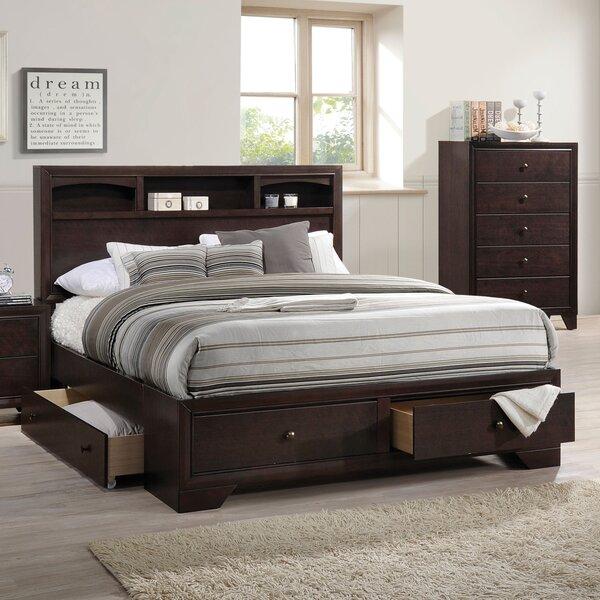 Vanleer Storage Platform Bed by Red Barrel Studio Red Barrel Studio