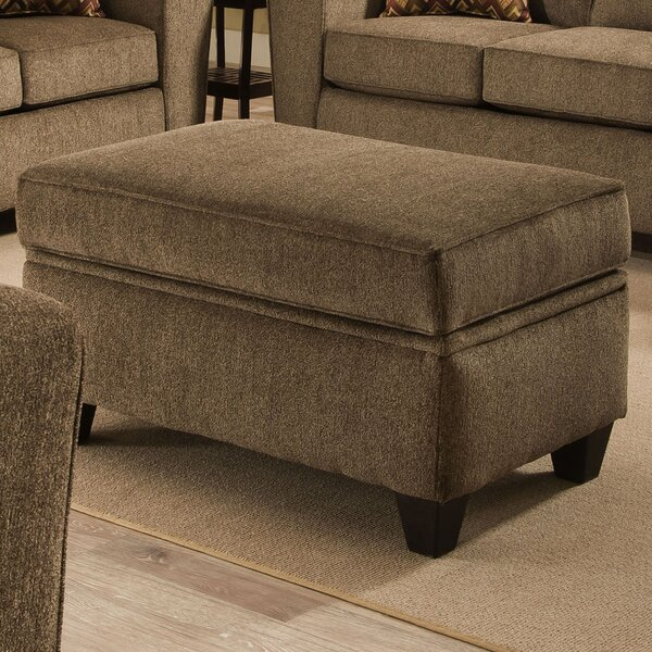 Ashton Ottoman by Chelsea Home