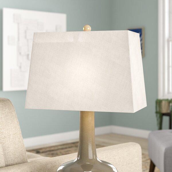 9 Linen Rectangular Lamp Shade by Brayden Studio