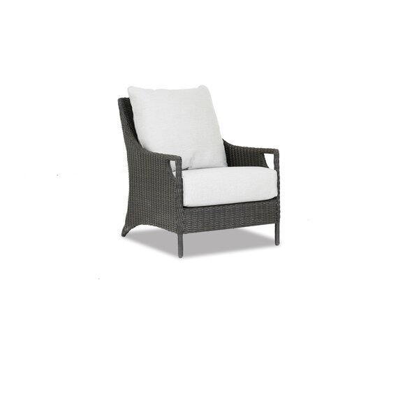 Lagos Patio Chair with Sunbrella Cushion by Sunset West
