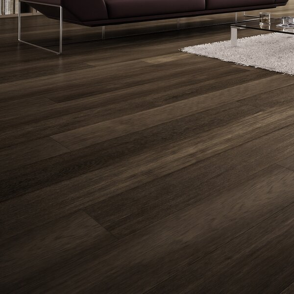 Coronado 5 Engineered Birch Hardwood Flooring in Brown by GoHaus