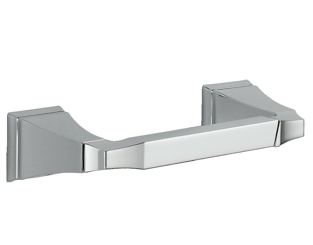 dryden wall mounted toilet paper holder