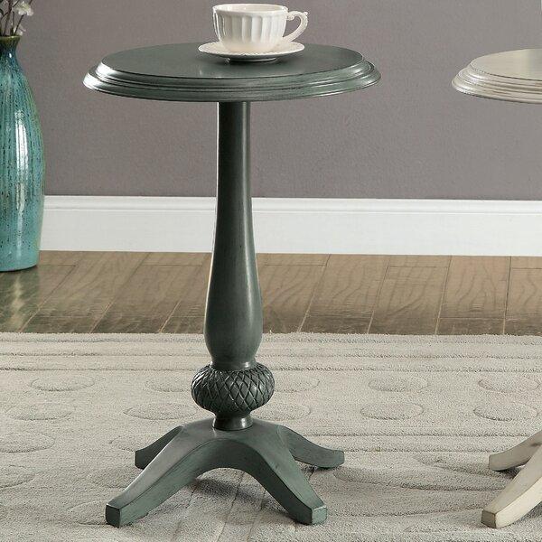 Lenoir End Table By August Grove