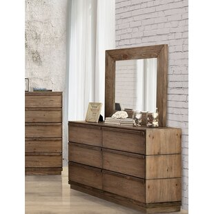 Clearance Pisani Double Dresser By Union Rustic