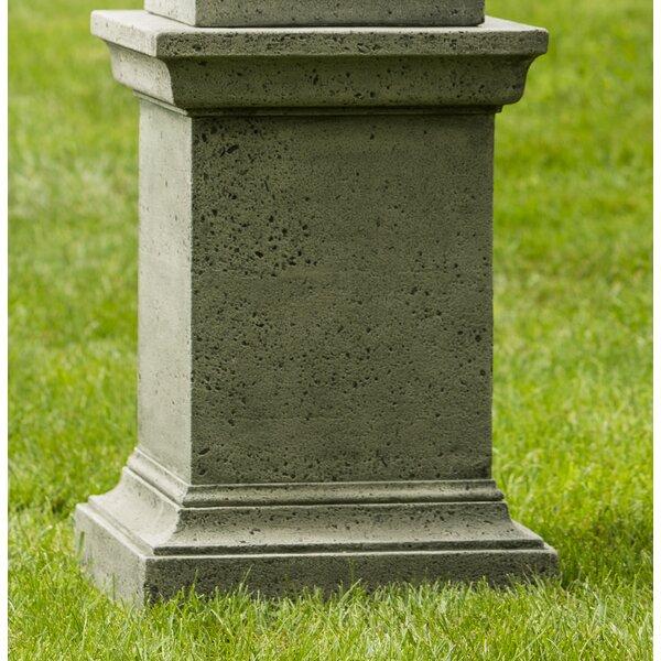 Greenwich Rustic Pedestal by Campania International