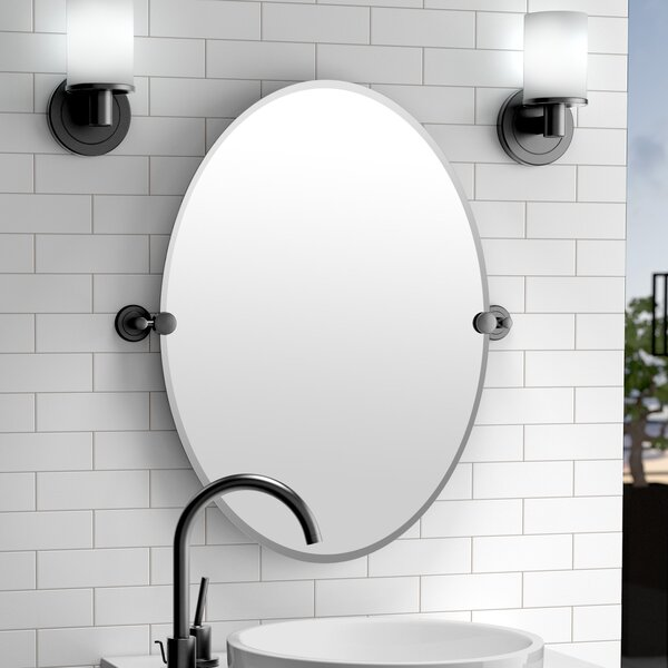 Latitude II Bathroom/Vanity Mirror by Gatco