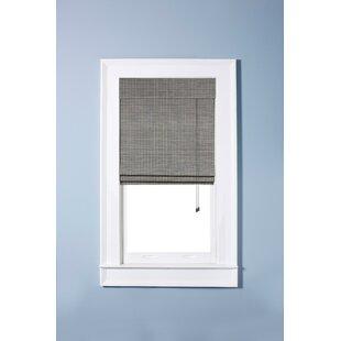 Privacy Gray/Brown Roman Shade. by Top Blinds  sc 1 st  Wayfair & Front Door Window Shades | Wayfair