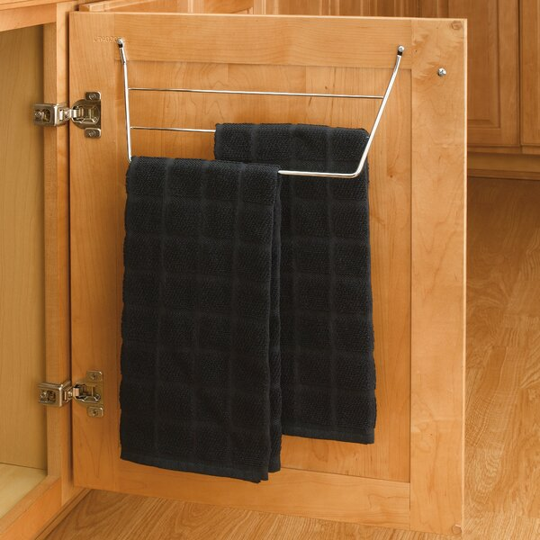 Over-the-Door Towel Rack by Rev-A-Shelf
