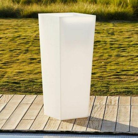 Rumba Luminous Polyethylene Pot Planter by Smart & Green