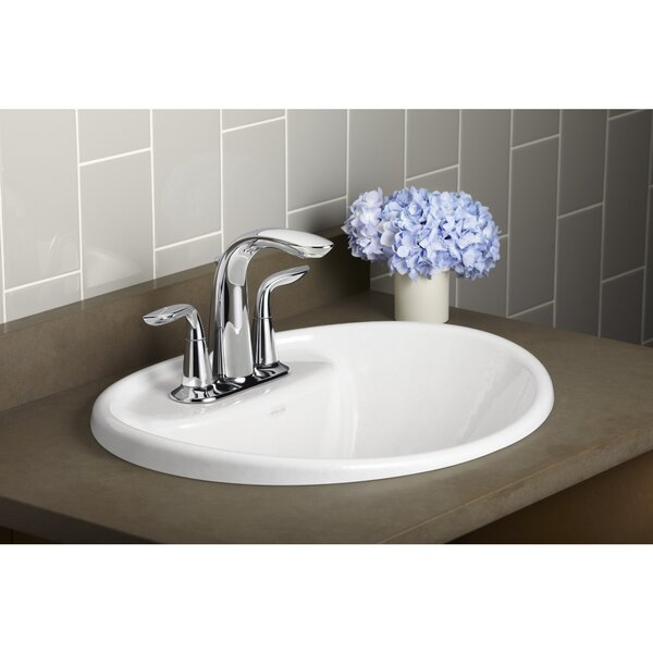 Refinia Centerset Bathroom Sink Faucet