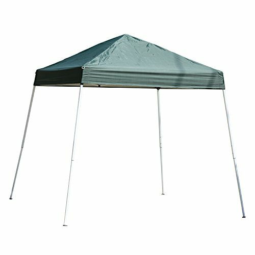 8.5 Ft. W x 8.5 Ft. D Steel Pop-Up Canopy by Outsunny