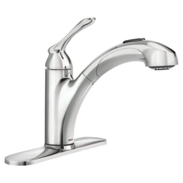 Banbury Single Handle Kitchen Faucet by Moen