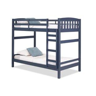 Jayne Adaptable Twin over Twin Bunk Bed