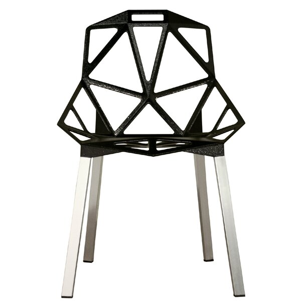 Ginette Web Side Chair by Ivy Bronx