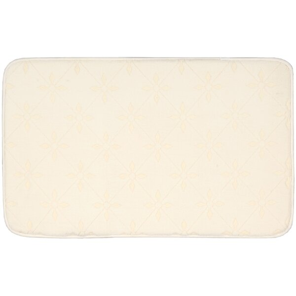 Hillesden Ivory Area Rug by Charlton Home