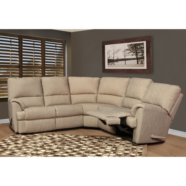 Mylaine Reclining Sectional by Relaxon