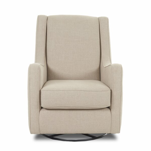 Beneduce Swivel Armchair by Darby Home Co