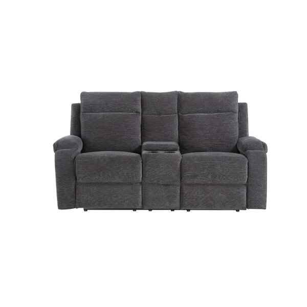 Bassilly Reclining Loveseat By Winston Porter