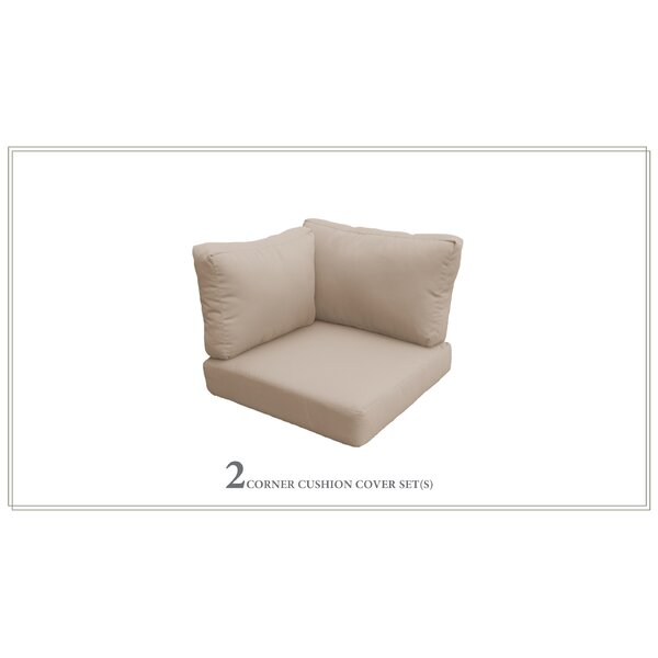 Capecod Outdoor Replacement Cushion Set By TK Classics