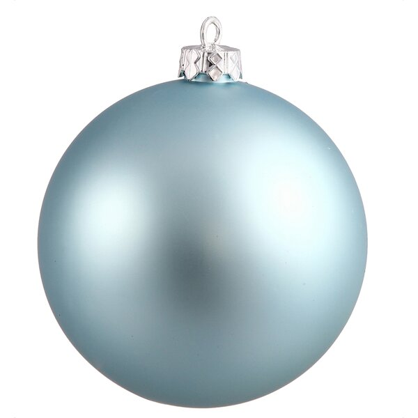 UV Ball Ornament (Set of 24) by The Holiday Aisle