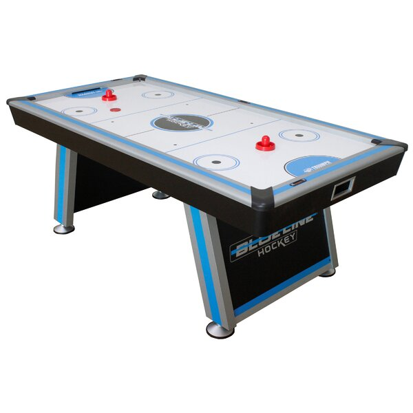 84 Inrail Scoring Air Powered Hockey Table by Triumph Sports USA