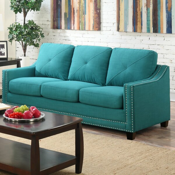 Modern Collection Vaillancourt Sofa by August Grove by August Grove