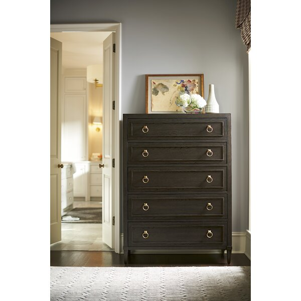 Garton 5 Drawer Dresser by Everly Quinn