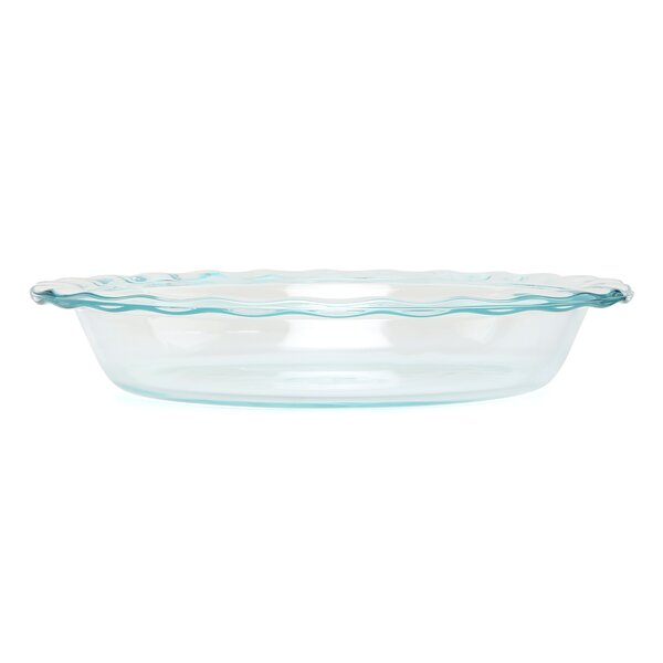 Easy Grab Pie Plate by Pyrex