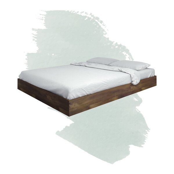 Frank Platform Bed by Foundstone