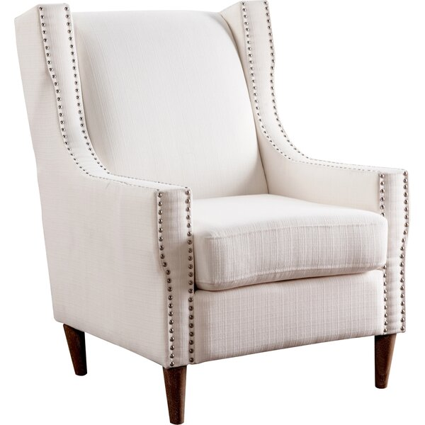 Freud 29.5-inch Armchair by Iconic Home Iconic Home