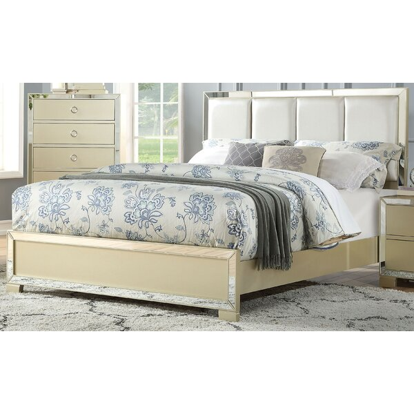 Lancelot Upholstered Standard Bed by House of Hampton