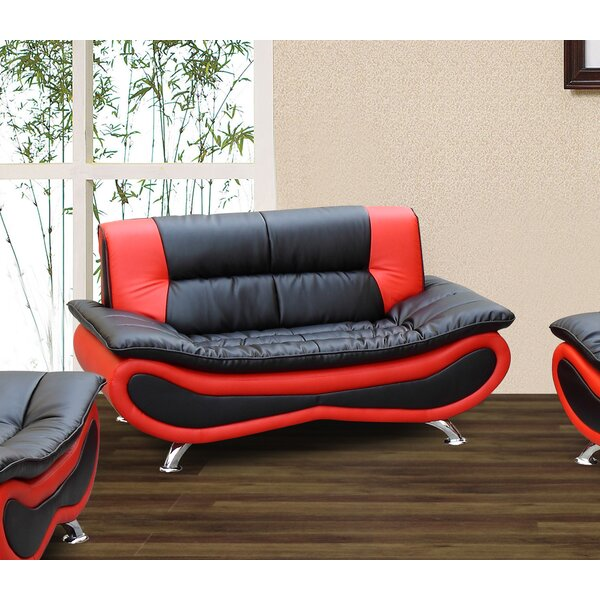 Lena Loveseat by Beverly Fine Furniture