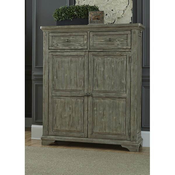 Barkell 2 Drawer Chest by Darby Home Co