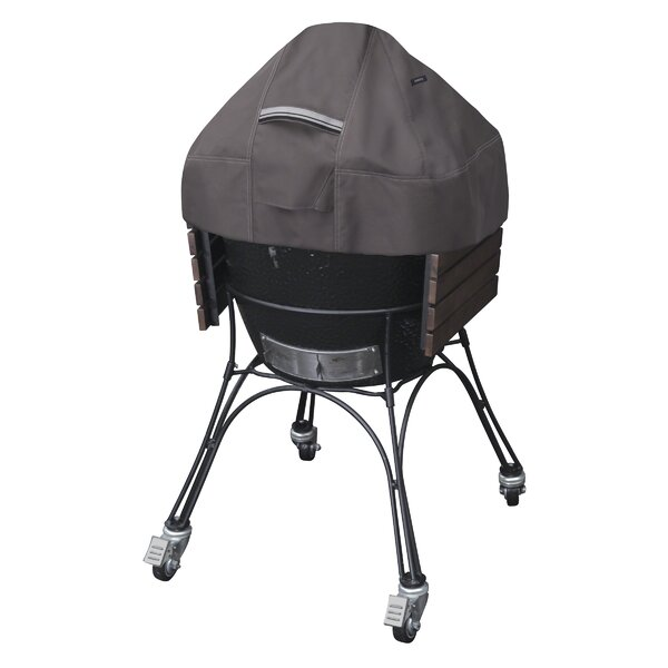 Errico BBQ Grill Cover by Rebrilliant